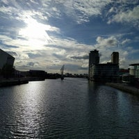 Photo taken at MediaCityUK by Mohammed A. on 7/10/2017