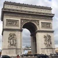 Снимок сделан в Париж пользователем Khaled 11/19/2017