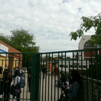 Photo taken at Andrée English School by Leonor A. on 10/23/2012