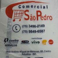 Photo taken at Comercial São Pedro by Hortência S. on 10/12/2013