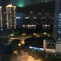 Photo taken at Hyatt Regency Suzhou by Imported Fun on 11/11/2017