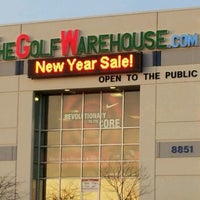 Whether you're an avid golf player or a tennis fanatic, you will find everything you will ever need from Chicago Golf Tennis Warehouse's broad selection of golfing and tennis products.