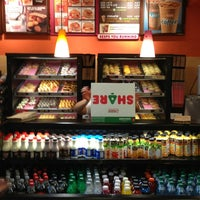 Photo taken at Dunkin Donuts by Dan V. on 1/18/2013