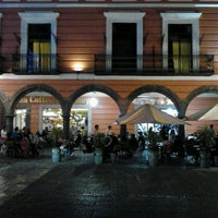 Photo taken at Los Portales de Puebla by Alejandro P. on 12/9/2012