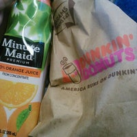 Photo taken at Dunkin Donuts by Stephanie D. on 11/11/2012