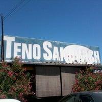 Photo taken at Teno Sandwich by Pau C. on 12/23/2012