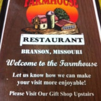 Photo taken at Farmhouse Restaurant by Susan V. on 11/29/2012