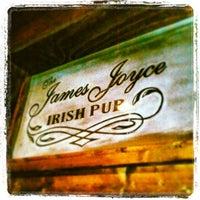 Photo taken at James Joyce Irish Pub by Dana R. on 7/3/2013