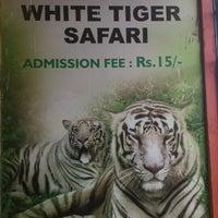 Photo taken at Nandankanan Zoological Park by Preetha B. on 8/16/2013