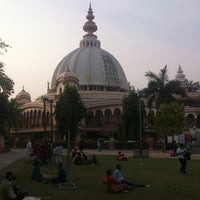 Photo taken at Iskcon Old Gurukul by Preetha B. on 12/7/2013