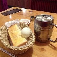 12/15/2012にTakeshi S.がコメダ珈琲店 流山おおたかの森店で撮った写真