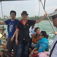 Photo taken at Umang Island Resort by Hendra W. on 8/16/2015