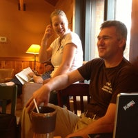 Photo taken at Caribou Coffee by Ralph H. on 4/12/2013