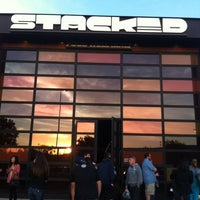 Photo taken at STACKED by Andres A. on 4/7/2013