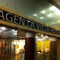 Photo taken at La Vista Hotel by Chee-Seng F. on 11/19/2012