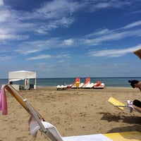 Photo taken at Bagno 85a by Анастасия У. on 7/31/2014