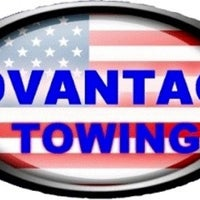 Photo taken at Advantage Towing by Andrew P. on 7/5/2013