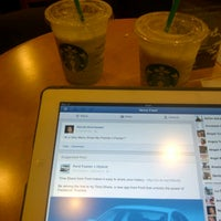 Photo taken at Starbucks by Edwin E. on 12/24/2012