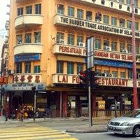 Photo taken at Restoran Lai Foong by Clara V. on 10/19/2014