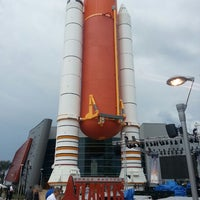 Photo taken at Kennedy Space Center Visitor Complex by Florida Space C. on 6/28/2013
