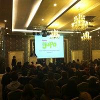 12/25/2012 tarihinde Eserziyaretçi tarafından Limak Eurasia Luxury Hotel'de çekilen fotoğraf