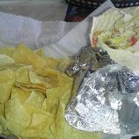 Photo taken at Freebirds World Burrito by Jen C. on 10/31/2012