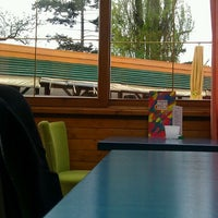 Photo taken at Colours Of Rio´s Restaurant by Arild S. on 4/28/2013