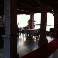 Das Foto wurde bei Restaurant Lanterna von Aleksey I. am 6/19/2014 aufgenommen