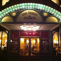 Photo taken at Chefs de France by Philipp S. on 2/6/2013