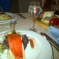 Photo taken at Akdeniz Restaurant@alaiye by Özden on 8/19/2014
