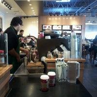 Photo taken at Starbucks by gab f. on 11/3/2012