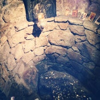 Photo taken at Mary's Well by Clayton C. on 3/9/2013