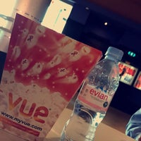 Photo taken at Vue Cinema by Eng: Abdulrahman A. on 8/26/2017
