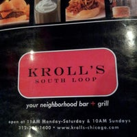 Photo taken at Kroll's South Loop by Tim W. on 11/6/2012