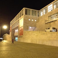 Photo taken at Cultural Centre of Belém by Pedro L. on 11/9/2012