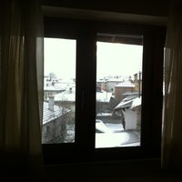 Photo taken at Hotel Kralev Dvor by Оля П. on 1/7/2013