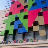 Photo taken at Shopping Metrópole by LS L. on 5/26/2013