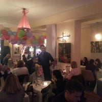 Photo taken at Amedros Cafe & Restaurant by Yekta K. on 12/31/2012