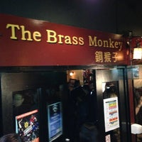 Photo taken at The Brass Monkey by Cameron W. on 2/27/2013