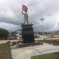 Photo taken at Ezine 3. Jandarma Eğitim Tabur Komutanlığı by Deniz on 2/14/2018