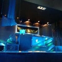 Photo taken at Weekend Club by Dj-Iran B. on 2/23/2013