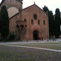 Photo taken at Piazza Santo Stefano by Manuela M. on 5/28/2013
