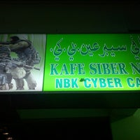 Photo taken at NBK Cyber Cafe by Mohammad Y. on 12/22/2012