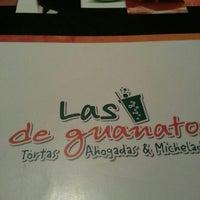 Photo taken at Las de Guanatos by Carlos V. on 2/19/2013