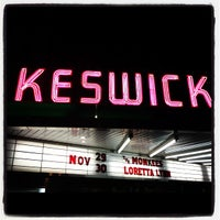 Photo taken at Keswick Theatre by Alex D. on 11/30/2012
