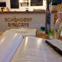Снимок сделан в Schöndorf Bio Cafe пользователем Mary B. 12/15/2015
