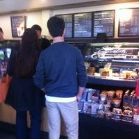 Photo taken at Starbucks by Martha K. on 3/30/2013