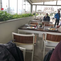 2/10/2018 tarihinde Uğurziyaretçi tarafından Ramada Hotel & Suites Kemalpaşa'de çekilen fotoğraf