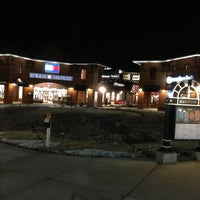 Photo taken at Outlets at Castle Rock by Taz on 1/20/2013