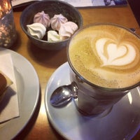 Photo taken at Coffee Factory by Gitte S. on 12/16/2014
